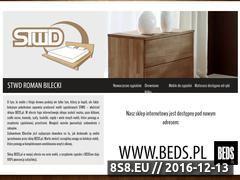 Miniaturka domeny www.tylkodrewniane.pl