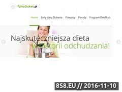 Miniaturka domeny tylkodukan.pl
