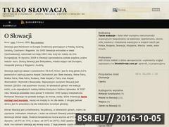 Miniaturka domeny tylkoslowacja.pl
