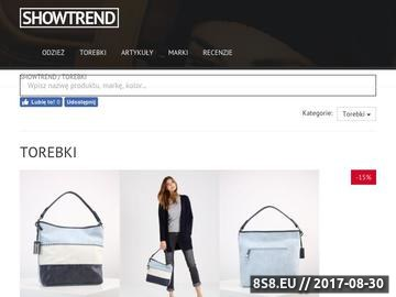 Zrzut strony Tylko Torebki - modne torebki damskie.