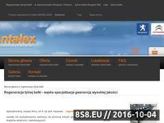 Miniaturka domeny www.tylna-belka-peugeot-citroen.pl