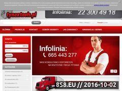 Miniaturka domeny tynaxtools.pl