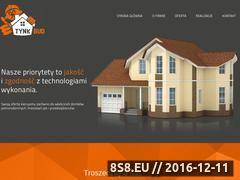 Miniaturka domeny www.tynk-bud.net