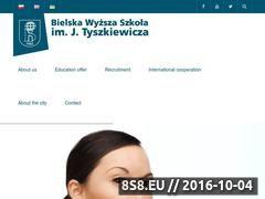 Miniaturka domeny www.tyszkiewicz.edu.pl