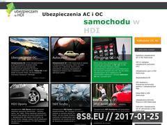 Miniaturka domeny ubezpieczamwhdi.pl