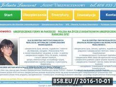 Miniaturka domeny www.ubezpieczenia-emerytury-inwestycje.pl