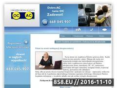 Miniaturka domeny ubezpieczenia-joanna-olsztyn.pl
