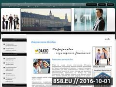 Miniaturka domeny www.ubezpieczenia-wroclaw.net