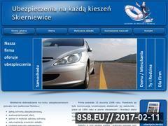 Miniaturka domeny ubezpieczenia.skierniewice.pl