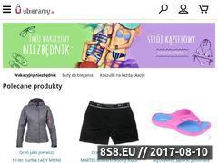 Miniaturka ubieramy.pl (Sklep z ubraniami)