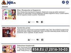 Miniaturka domeny ubieranki.jeja.pl