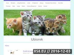 Miniaturka domeny www.ubiorek.pl