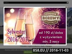 Miniaturka domeny www.uborowego.pl