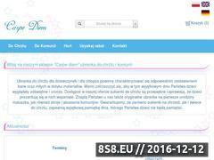 Miniaturka domeny www.ubrankaokazjonalne.pl