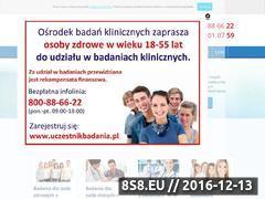 Miniaturka domeny uczestnikbadania.pl