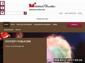 Zrzut strony Nauka gry na gitarze Poznań, Grunwald