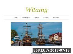Miniaturka Darłówko - wczasy nad morzem (www.ugerarda.pl)