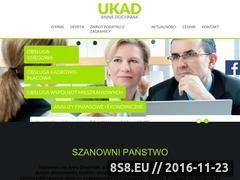 Miniaturka domeny ukad.pl
