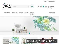 Miniaturka domeny ulala.com.pl