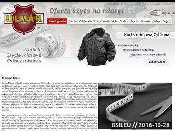Zrzut strony Producent odzieży roboczej, sweter dla ochrony, odzież ochronna i umundurowanie