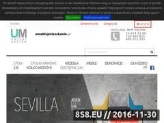 Miniaturka domeny umeblujmieszkanie.pl