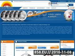 Miniaturka uncja-srebra.pl (Sklep numizmatyczny Uncja Srebra)
