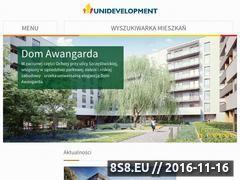 Miniaturka domeny unidevelopment.pl