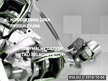 Zrzut strony Unimetal Recycling
