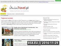 Miniaturka domeny uniontravel.pl
