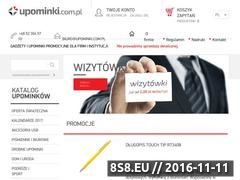 Miniaturka domeny www.upominki.com.pl