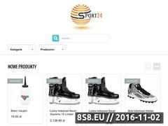 Miniaturka domeny www.uprawiajsport24.pl