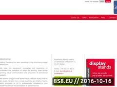Miniaturka domeny www.upshot.pl
