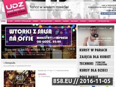 Miniaturka domeny urbandance.pl