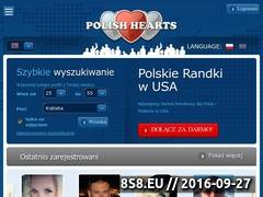 Miniaturka usa.polishhearts.com (Polish Hearts USA)