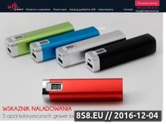 Miniaturka usbprezent.pl (Gadżety reklamowe)