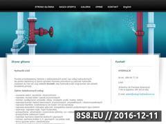 Miniaturka domeny uslugi-hydrauliczne.eu
