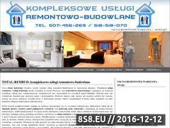 Miniaturka domeny uslugi-remontowo-budowlane.com.pl