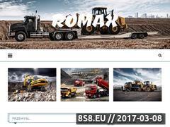 Miniaturka domeny uslugi-romax.pl