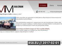 Miniaturka domeny uslugidzwigowelublin.pl