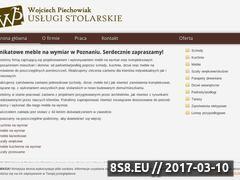 Miniaturka domeny uslugistolarskie.eu