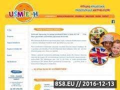 Miniaturka domeny usmiech.waw.pl