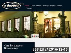 Miniaturka domeny www.usorosa.pl