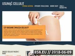 Miniaturka domeny usunac-cellulit.pl