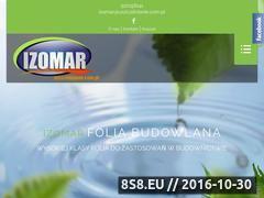 Miniaturka domeny uszczelnianie.com.pl