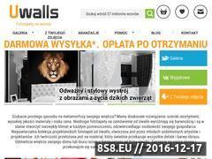 Miniaturka domeny uwalls.pl