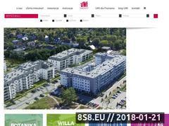 Miniaturka uwi.com.pl (Deweloperzy w Poznaniu)
