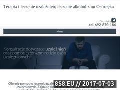 Miniaturka domeny uzaleznienia-ostroleka.pl