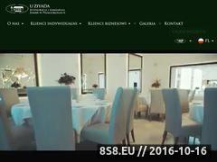 Miniaturka domeny www.uziyada.krakow.pl
