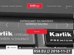 Miniaturka domeny www.uzywane.karlik.poznan.pl