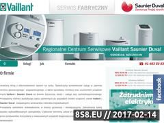 Miniaturka domeny www.vaillant-saunierduval.pl